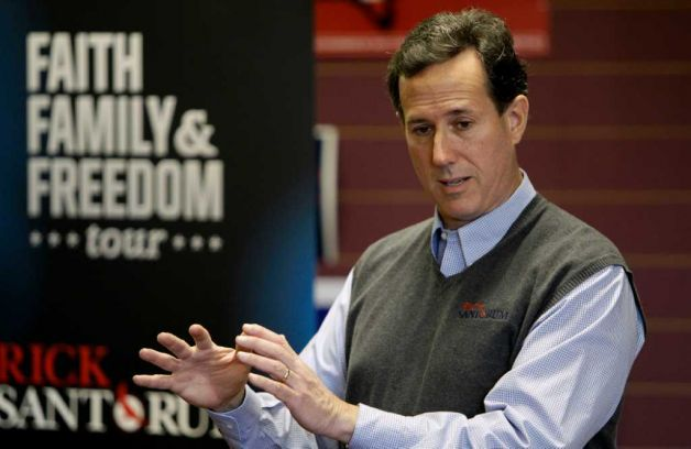 Santorum Faith Family Freedom