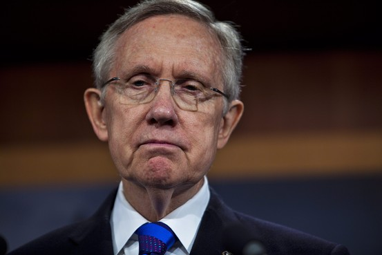Dirty Harry Reid.