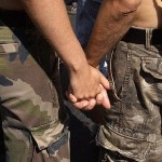 """Obama's new """"gay"""" military is aggressively persecuting Christians."""