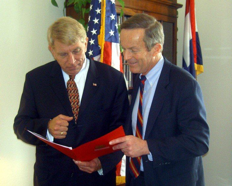 William J Murray and Todd Akin