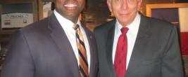 Senator Tim Scott and William Murray