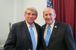 William J. Murray and Congressman Louie Gohmert