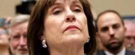 The smug Lois Lerner has escaped prosecution so far for her role in targeting conservative Christian groups.