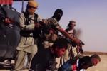 Islamic State terrorists murdering Iraqis.