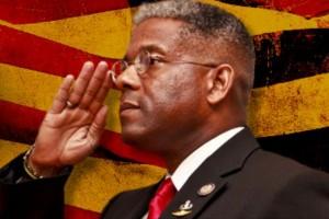 Former Congressman Allen West (R-FL).