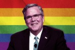Jeb Bush is hiring radical homosexuals  to run his presidential campaign.