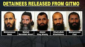 TalibanCommandersGITMO