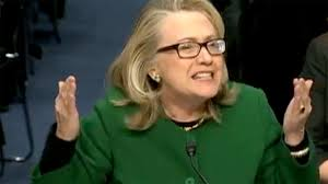 """Hillary Clinton loses it during Benghazi hearing: """"What difference does it make?"""""""