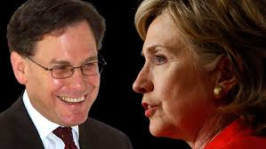 Sid [Vicious] Blumenthal and Hillary Clinton.