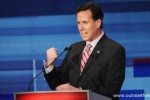 Santorum-at-Podium-cnn-debate-text