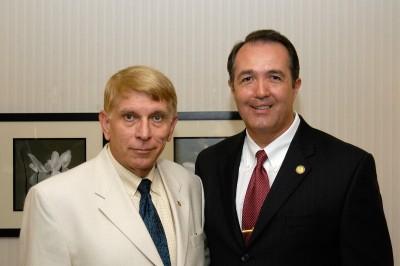 William J Murray and Congressman Franks