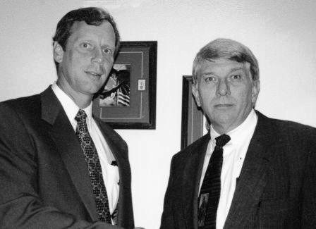 Mark Neumann and William J Murray worked on pro-life legislation in 1998