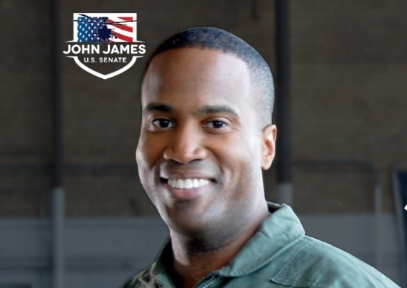 John James for the U.S. Senate