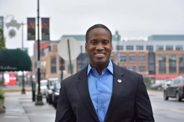 Michigan Senate Candidate John James