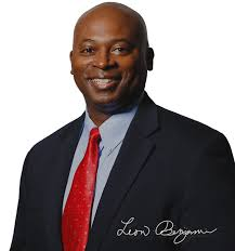 Bishop Leon Benjamin
